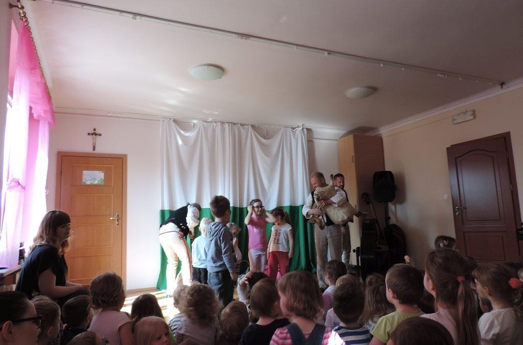 Edukacyjne Bajki Muzyczne – kapela góralska
