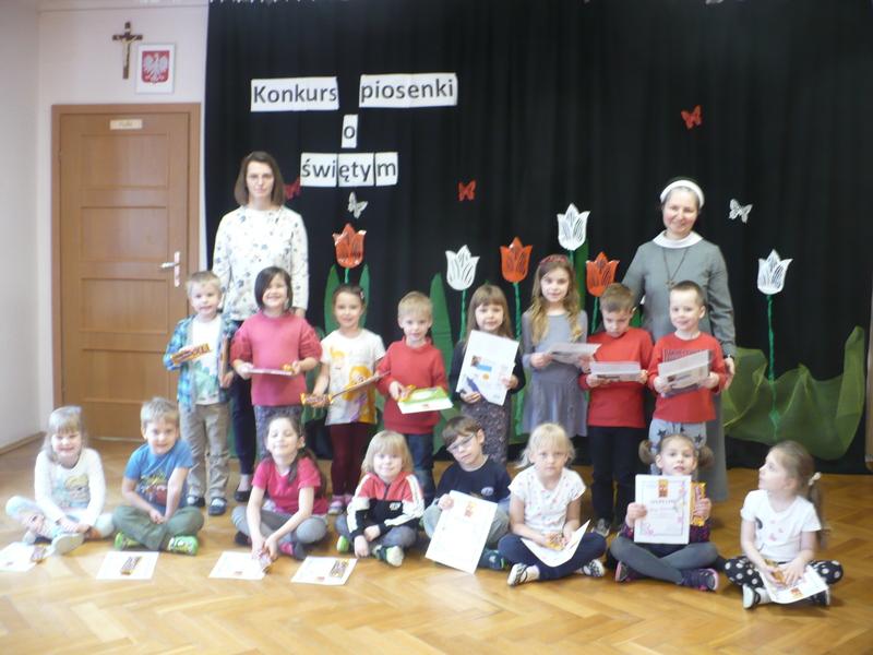 VII Konkurs Piosenki Przedszkolnej