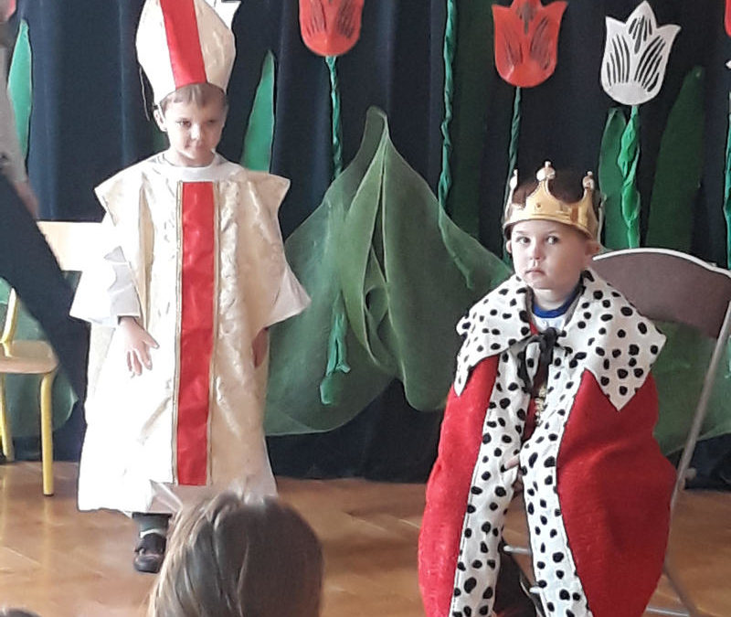 Przedstawienie o św. Stanisławie