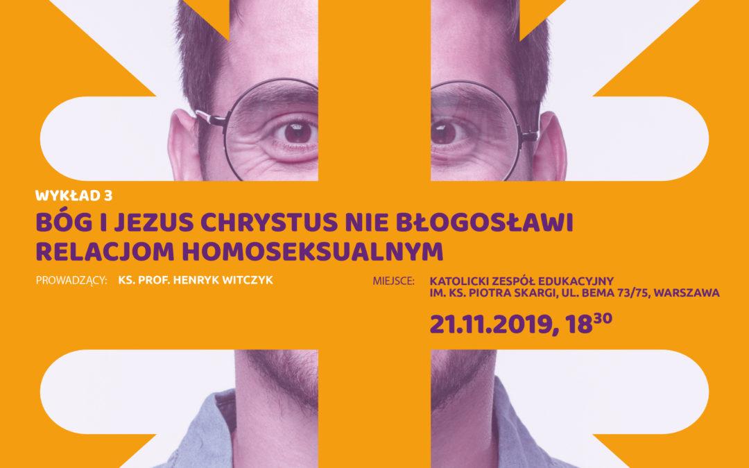 """Kolejny wykład z cyklu """"Spotkania w Prawdzie"""" już 21 listopada o godz. 18:30"""