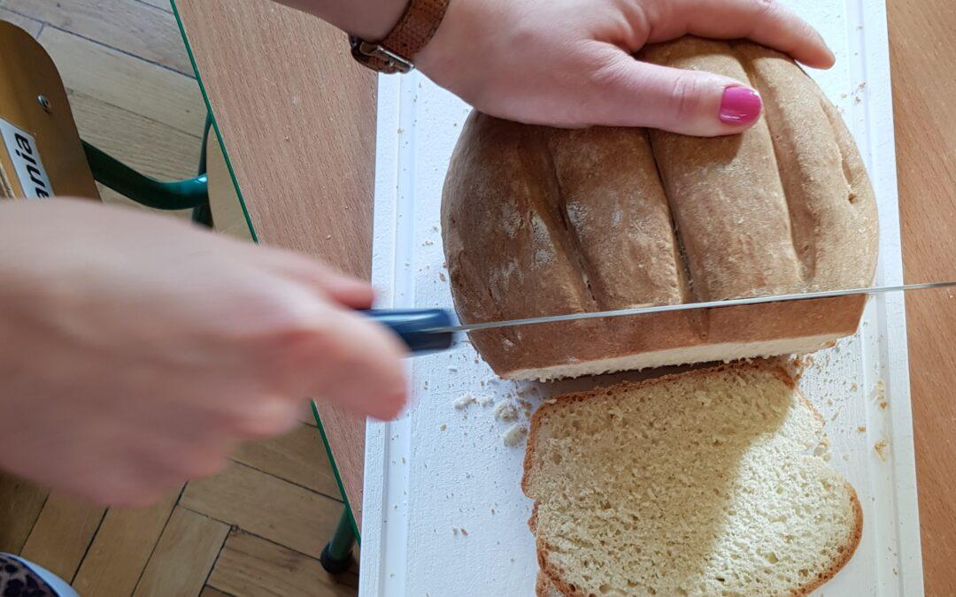 Być dobrym jak chleb