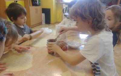 Zajęcia kulinarne- Maki